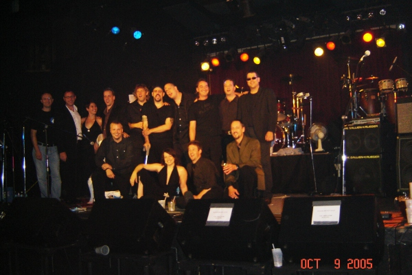 The Generation XX Band