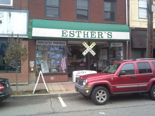 Esther's